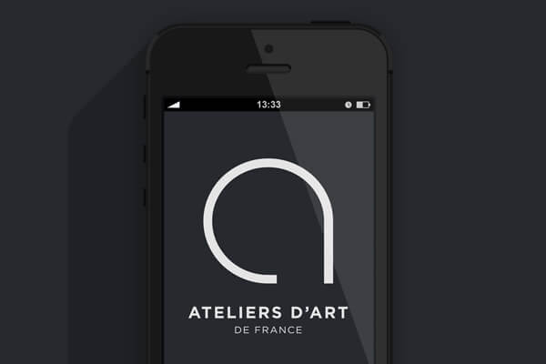 Refonte application mobile Ateliers d'Art de France